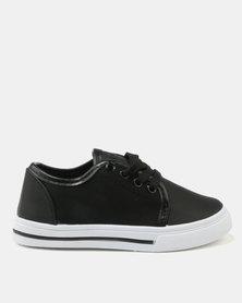 Soviet Basten Kids Sneakers Black