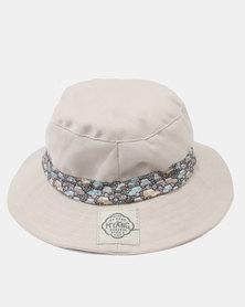 Myang Khaki & Cars Sun Hat