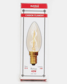 Eurolux Filament Light Bulb Candle 7AK Clear