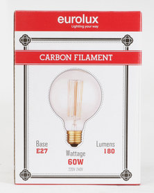Eurolux Filament Maxi Globe Squirrel Cage Clear