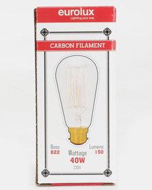 Eurolux Filament Plain Top 15AK Clear