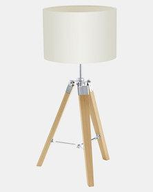 Eurolux Lantada Table Lamp Beige