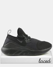 Nike Women's Lunar Charge Essential Shoe Black/Dark Grey