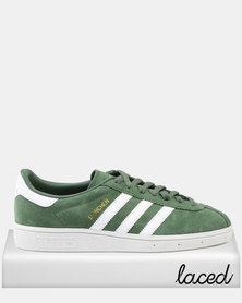 adidas Muchen Trace Sneakers Green/FTW White/Gold MT