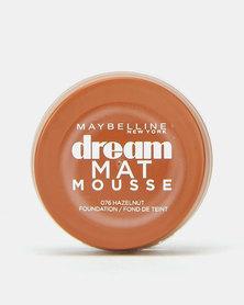 Hazelnut Dream Matte Mousse Foundation by Maybelline