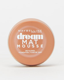 Nutmeg Dream Matte Mousse Foundation by Maybelline