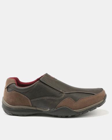 Weinbrenner Weinbrenner Mens Casual Slip On Shoe Grey low price cheap online BQLyI5Ln