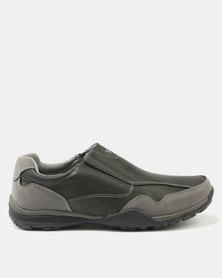 Weinbrenner Mens Casual Slip On Shoe Grey