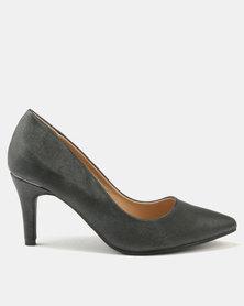 Bata Insolia Ladies Dress Heels Black