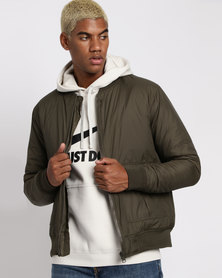 Deacon Volatile Jacket Khaki Green