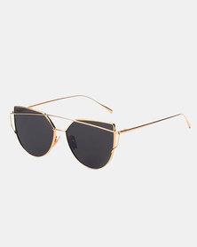 Naked Eyewear Lana Sunglasses Black