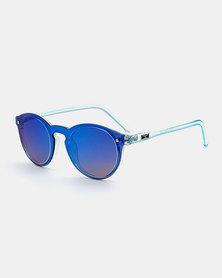 Naked Eyewear Sasha Sunglasses Blue