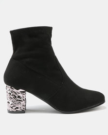 Utopia Softee Boots Black
