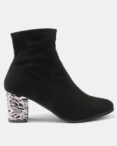 Utopia Softee Boots Black