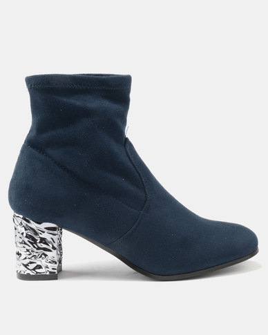 Utopia Softee Boots Navy