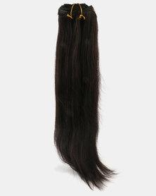 Clipinhair Hair Extensions Black