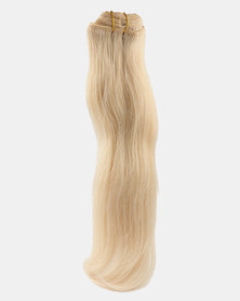 Clipinhair Hair Extensions Light Blonde