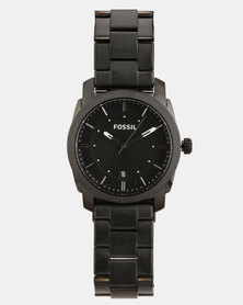 Fossil Stainless Steel Strap Watch Smoke