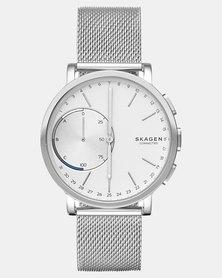 Skagen Stainless Steel Mesh Strap Watch Silver
