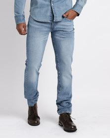 Levi's ® 511™ Slim Fit Swaggu Warp Stretch Jeans Blue