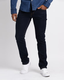 Levi's ® 511™ Slim Fit Rinsey Jeans Blue