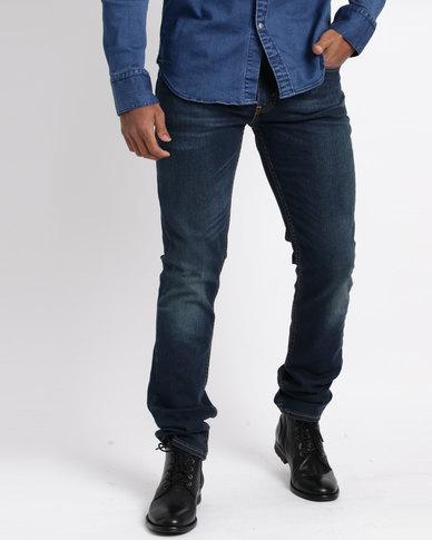 Levi's ® 511™ Slim Fit Canyon Jeans Blue