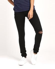 Levi's ® 711 Skinny Fit Jeans Rough & Tumble Blue
