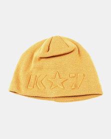 K7Star Mist Beanie Tan