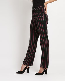 Utopia Striped Relaxed Pants Multi