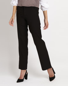 Utopia Relaxed Pants Black