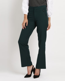 Utopia Relaxed Pants Green