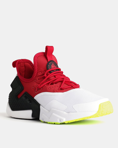8649d37a8f Nike Air Huarache Drift Gym Sneakers Red