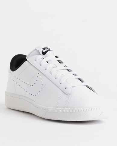 Nike Tennis Classic CS Shoes White White-Black  6c4754563