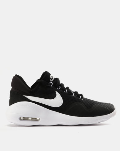 b8da77b25e Nike Womens Air Max Sasha Sneakers Black/White | Zando