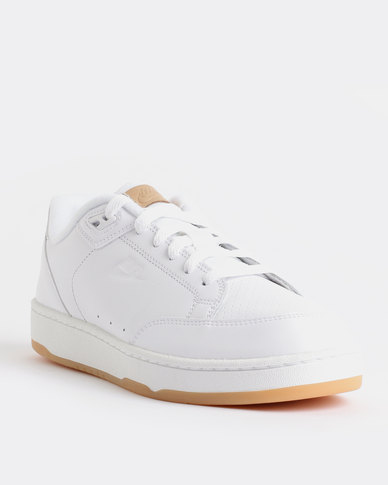 low priced f9f18 bb2d9 Nike Grandstand II White White-Pure Platinum-Gum Yellow   Zando