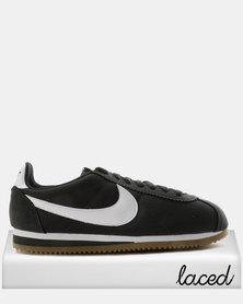Authentic 234227 Nike Dunk Low Men White Blue Black Shoes