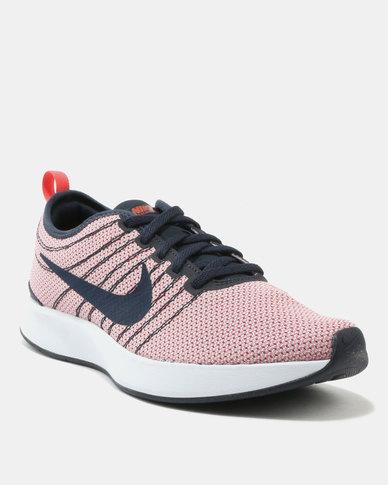 promo code f23a1 8a996 Nike Womens Dualtone Racer Sneakers Rush Coral   Zando