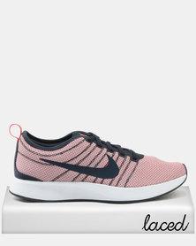 Nike Womens Dualtone Racer Sneakers Rush Coral