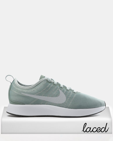reputable site 3d887 4f416 Nike Dualtone Racer Sneakers Clay Green Light Pumice   Zando