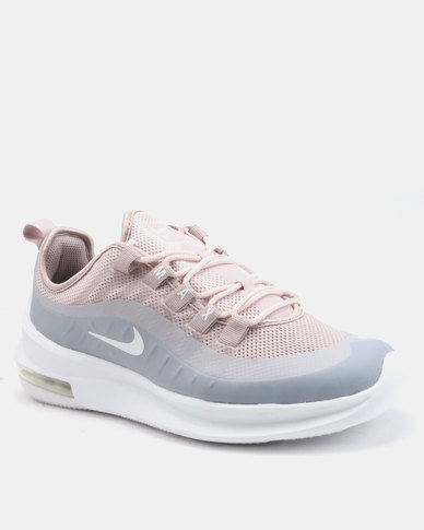 uk availability 0327a 980c5 Nike Womens Air Max Axis Sneakers Particle Rose   White Barely Rose   Zando