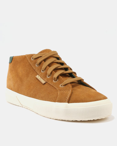 Superga Superga Full Suede Mid Sneakers 182 Biscuit buy cheap websites discount Cheapest free shipping with mastercard professional cheap online 47RWnQDTTz