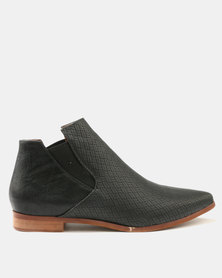 Dolce Vita Stetson-303 Ankle Boots Black