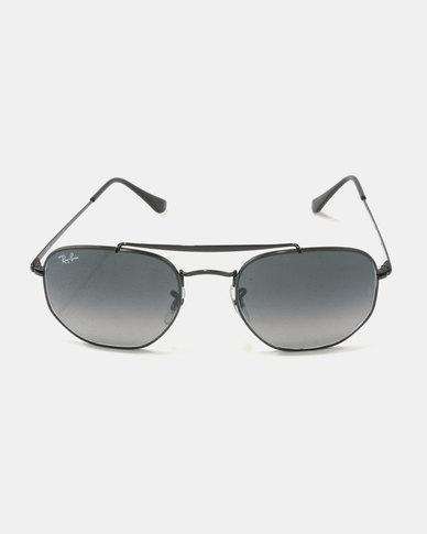 2eade53626a Ray-Ban Marshal Sunglasses Black