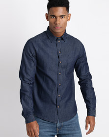 Utopia Denim Shirt Blue