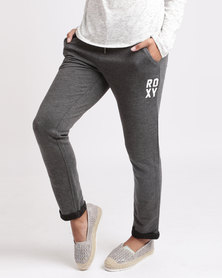 Roxy Trippin Trackpant Charcoal