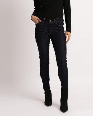 Utopia Basic Straightleg Jeans Blue