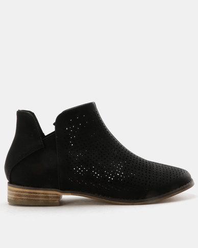 cheap reliable discount 2015 SOA SOA Faxon Ankle Boots Black sale shop for Yy0vUWK0fG