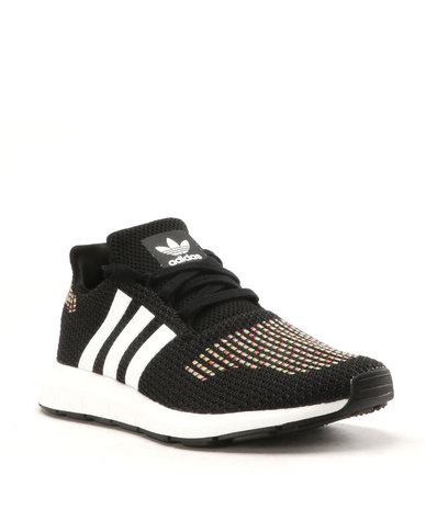 2b558c99c adidas Swift Run Womens Core Black FTWR White Core Black