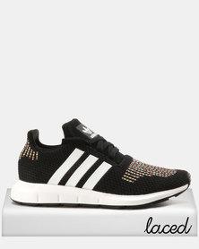 adidas Swift Run Womens Core Black/FTWR White/Core Black