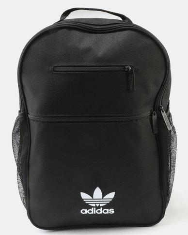 421ca6a77791 adidas BP ESS Trefoil Backpack Black